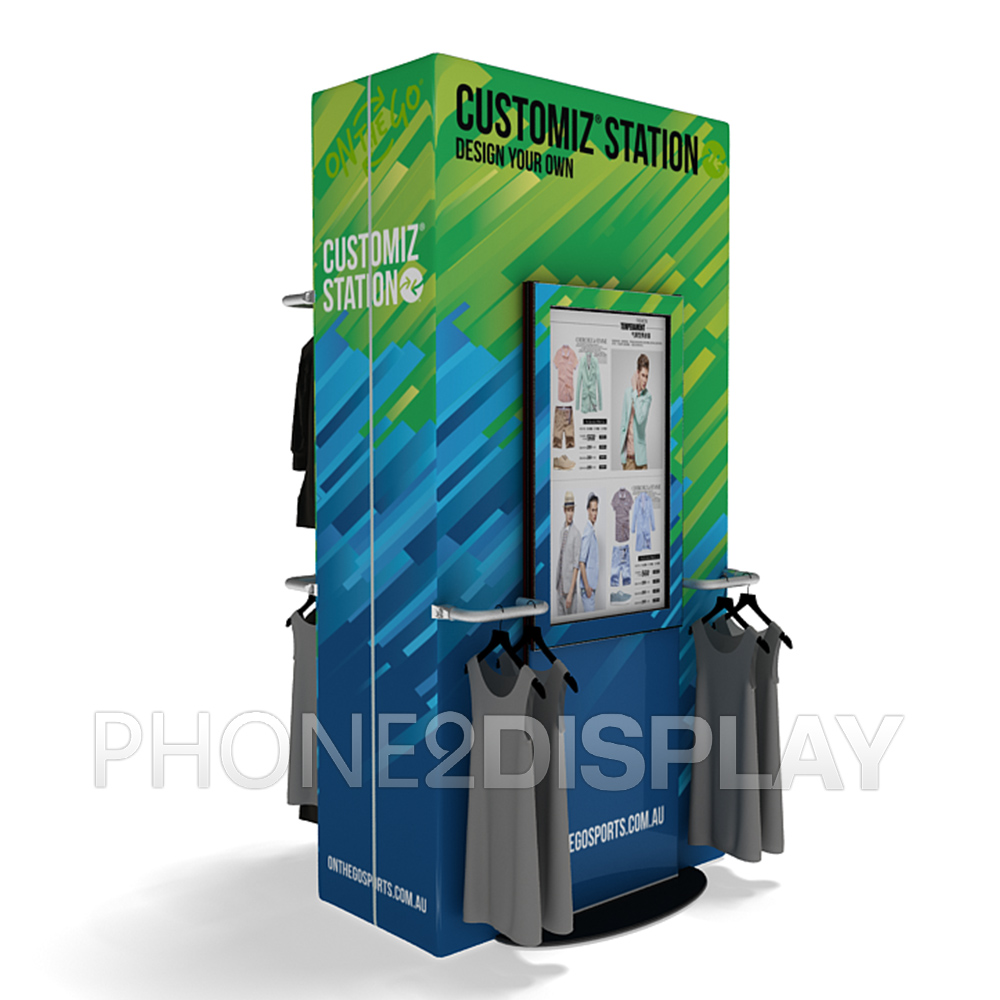 Modular Exhibition Stands Election : Portable display stands